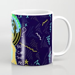 The Games People Play Coffee Mug