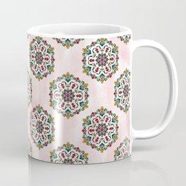 Botanical Mandala Coffee Mug