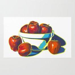 Deez Apples Rug