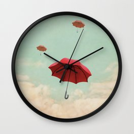 Into the Blue (RM) Wall Clock