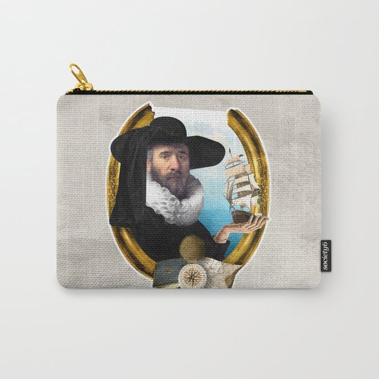 The Navigator's Dream Carry-All Pouch