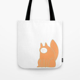 FOX :  Tote Bag
