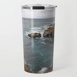 California Coastline Travel Mug