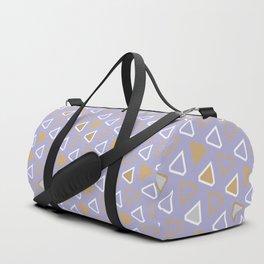 Diamond Pattern 5 Duffle Bag