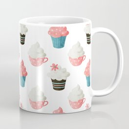 Cupcake Sweets Party Coffee Mug