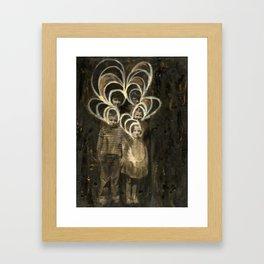 Act II Framed Art Print