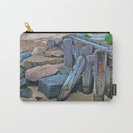 Wellfleet Pier Support Carry-All Pouch