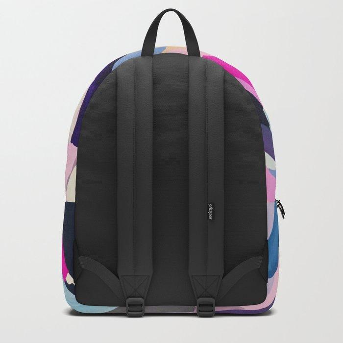 inner space flowers Backpack