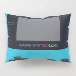 GBC Blue Pillow Sham