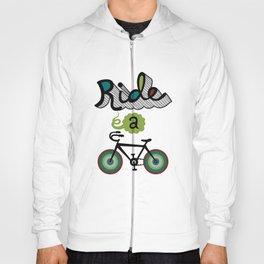Ride a Bike 3  Hoody