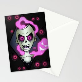 A Ghastly Ghoul Stationery Cards