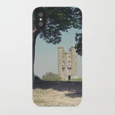 somebody'll see you up there... iPhone X Slim Case