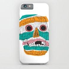 Stripy Skull  Slim Case iPhone 6s