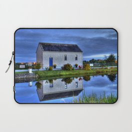 Ticket House on The Royal Canal Laptop Sleeve
