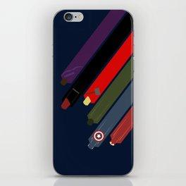 The Avengers iPhone Skin