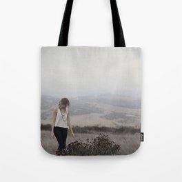 The Road Not Taken Tote Bag