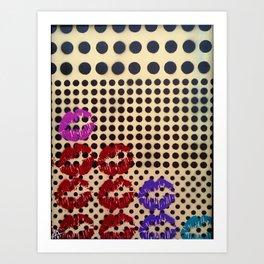 LittleManSyndrome Art Print