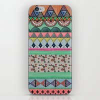 ethnic iPhone & iPod Skins featuring  Ethnic  by moniquilla