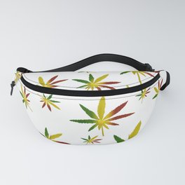 Weed Fanny Pack