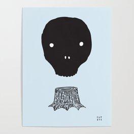 The Skull Tree Poster