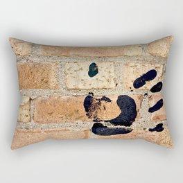 Give Me Five Rectangular Pillow