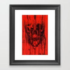 Birth of Oblivion Framed Art Print