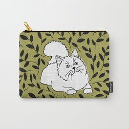Laurel Cat Carry-All Pouch