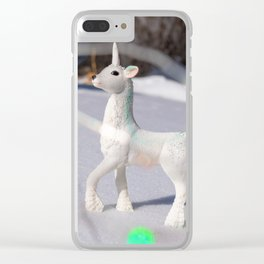 Mythic Clear iPhone Case