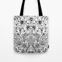 folk Tote Bags featuring folk by gtrapp
