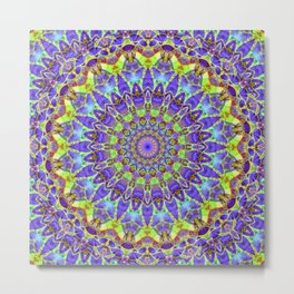 Geometric Mandala G530 Metal Print