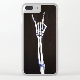 Rock On! Clear iPhone Case