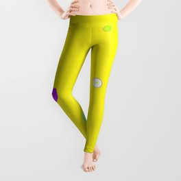 DONUT WORRY 3 (without text) Leggings