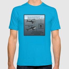 Helpful Sharks T-shirt