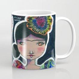 I Paint Flowers Coffee Mug