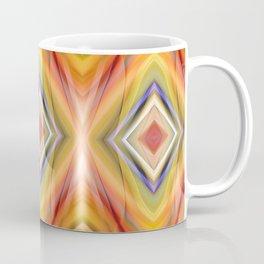 pattern orange Coffee Mug