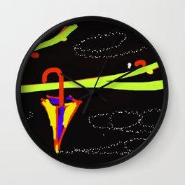 Vento Wall Clock
