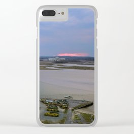 Harbor's End of Day Clear iPhone Case