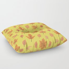Hi Autumn Floor Pillow