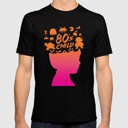 80s child T-shirt