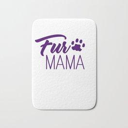 Fur Mama Bath Mat