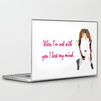 britney Laptop & iPad Skins featuring Britney by Bethany Mallick