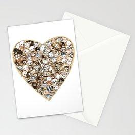 FerrHeart Stationery Cards