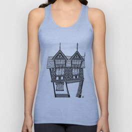 The gateway House Unisex Tank Top