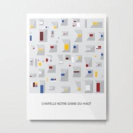 Utopia II Metal Print