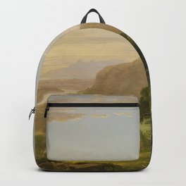 Landscape In Italy Backpack