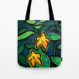 Orange Jewelweed 2.0 Tote Bag