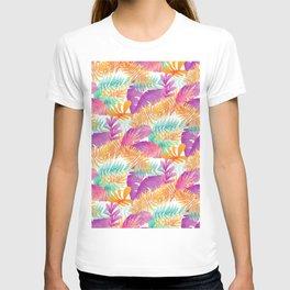 Tropical Leaves 4 T-shirt