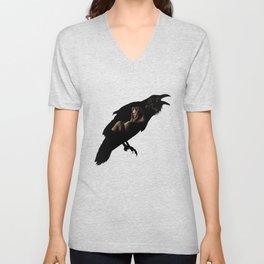 Raven Ragnar Unisex V-Neck