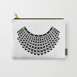 Ruth Bader Ginsburg Collar Carry-All Pouch