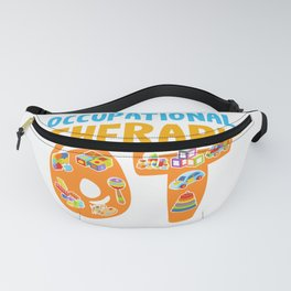 OT - Occupational Therapy Fanny Pack